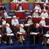 حضور حضرت آیت الله جباری در اجلاس مجلس خبرگان رهبری