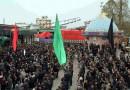 تجمع بزرگ عزاداران حسینی شهرستان بهشهر به روایت تصویر