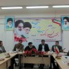 اولین جلسه شورای اداری شهرستان بهشهر در سال ۹۳ با حضور حضرت آیت الله جباری