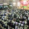 هشتمین یادواره ۸۰۰ شهید بهشهر بهمراه اربعین ارتحال حضرت آیت الله جباری (ره) برگزار شد + تصاویر