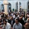 مراسم بزرگداشت چهملین روز ارتحال آیتالله جباری در مسجد اعظم قم