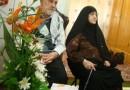 گزارش تصویری از دیدار مردم و مسئولین با پدر شهیدان باطبی