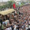 تصاویر مراسم استقبال از شهدای غواص و خط شکن بهشهر