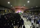 تصاویر وداع با شهدا غواص و خط شکن شهرستان بهشهر