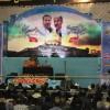 گزارش تصویری مراسم شب وداع با شهید مدافع حرم شهید حبیب الله قنبری در بهشهر