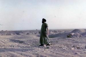 حضور حضرت آیت الله جباری در جبهه های دفاع مقدس
