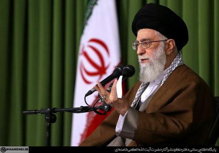 بیانات امام خامنه ای (س) در دیدار با نمایندگان مجلس شورای اسلامی
