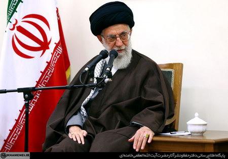 امام خامنه ای (س) در دیدار اعضاى ستاد کنگرهى بزرگداشت سه هزار شهید استان سمنان