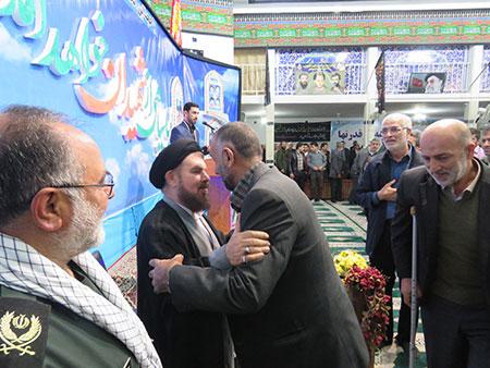 حجت الاسلام جباری 18 یادواره شهدای پایگاه شهید ابوعمار مسجد امام حسن عسکری(ع) گرائیل محله بهشهر 94