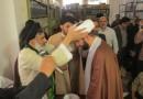 مراسم عمامه گذاری در روز عید غدیر