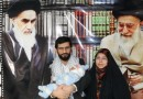 نوزاد ۴۹ روزه بهشهری به عضویت بسیج در آمد/تصاویر