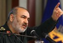 سلامی: اسرائیل باید منتظر صاعقههای ویرانگر باشد