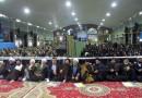 مراسم سالروز شهادت بانوی دو عالم حضرت فاطمه زهرا (س) در بهشهر + عکس