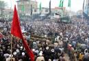 گزارش تصویری تشییع باشکوه شهید مدافع حرم شهید حبیب الله قنبری در بهشهر